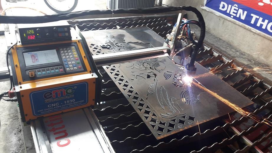 Báo Giá Gia Công Sắt Thép CNC Bằng Máy Laser