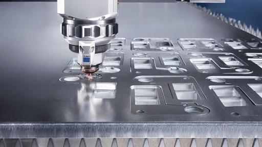 Máy cắt inox laser