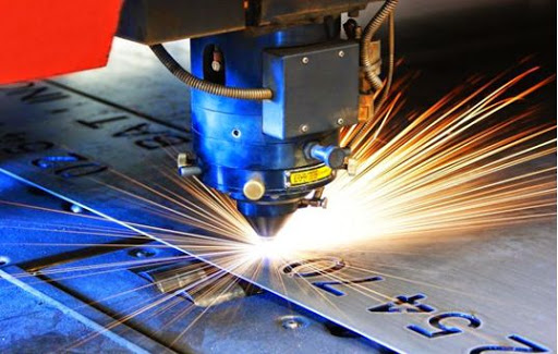 cắt kim loại bằng laser