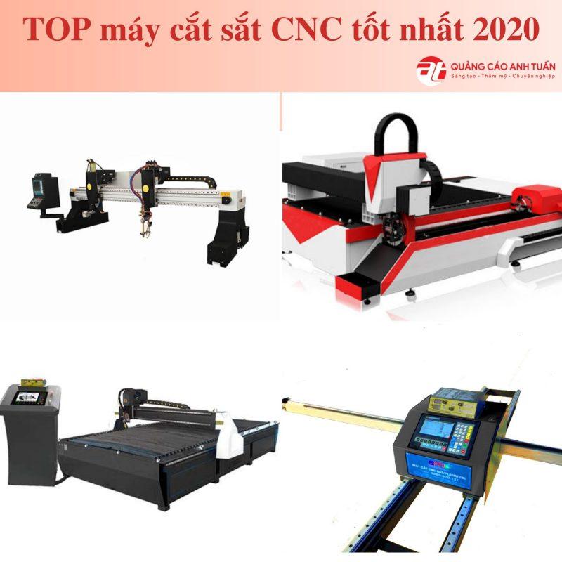 cắt sắt CNC