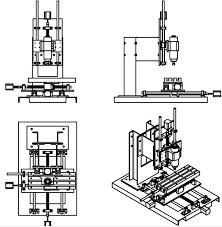 cấu tạo máy cnc