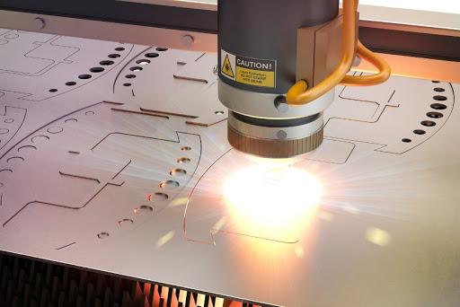 Dịch Vụ Gia Công Cắt Kim Loại Bằng Tia Laser CNC
