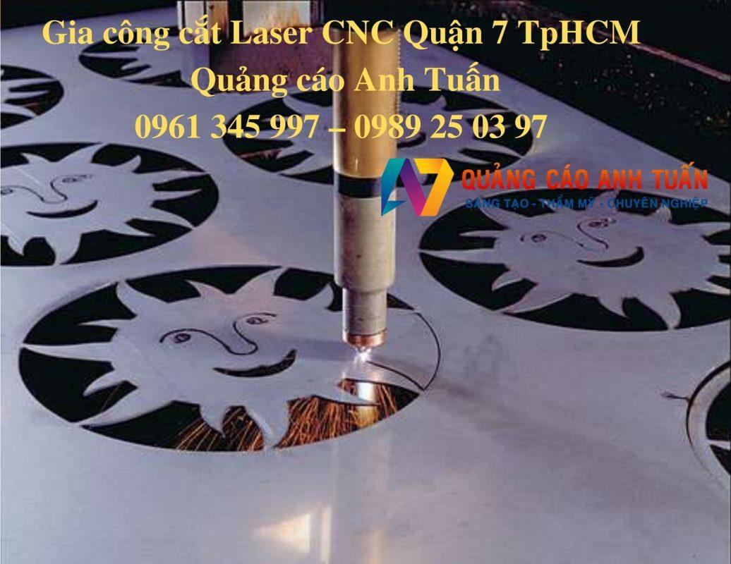 Cắt laser cnc