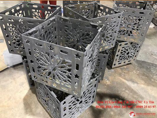 Gia công cắt sắt CNC